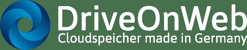 DriveOnWeb - Der sichere deutsche Cloudspeicher
