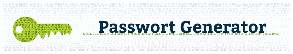 Passwortgenerator Logo