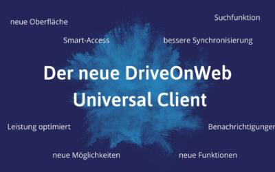 Release: Neuer Universal Client mit Smart-Access für Windows und macOS